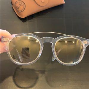 Robert Grabam Augusto Italian Sunglasses